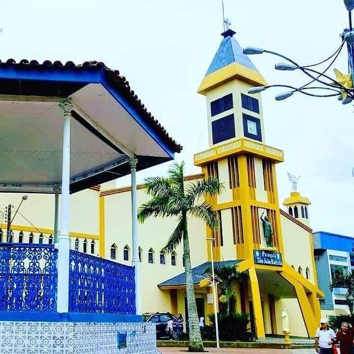 Praça Monsenhor Lino dos Passos