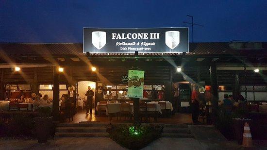 Falcone III