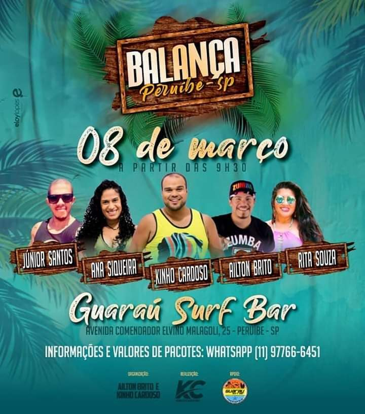 Guaraú Surf Bar