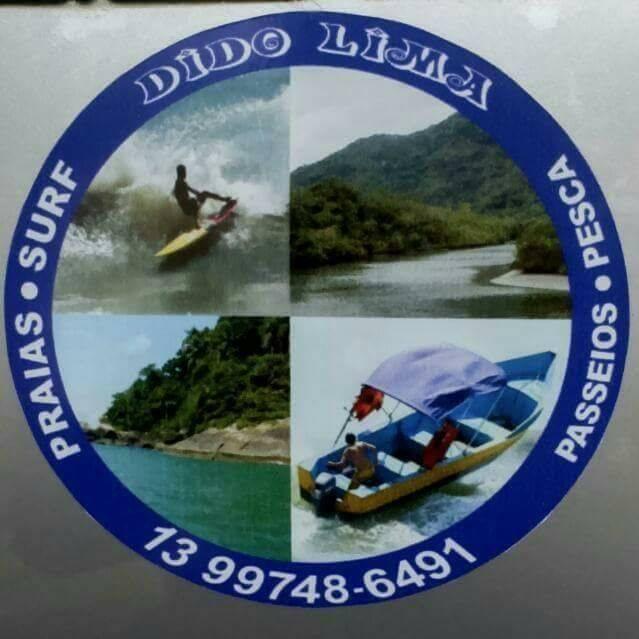 Passeios de Barco Dido Lima - Dido